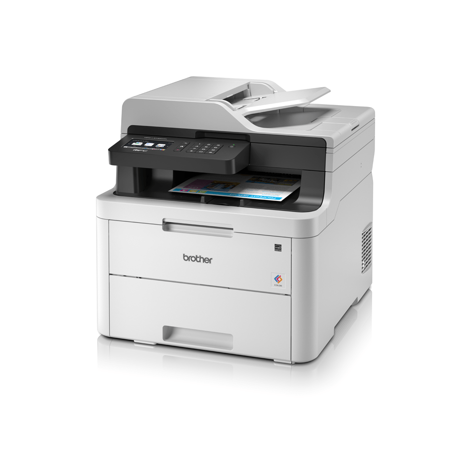 MFC-L3730CDN 4-in-1 networked colour LED laser printer 2