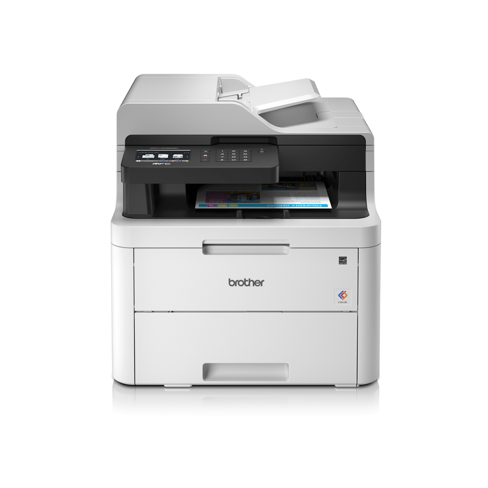 MFC-L3730CDN 4-in-1 networked colour LED laser printer