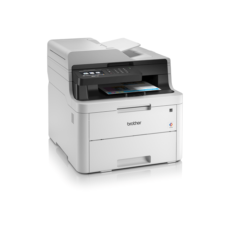 MFC-L3730CDN 4-in-1 networked colour LED laser printer 3