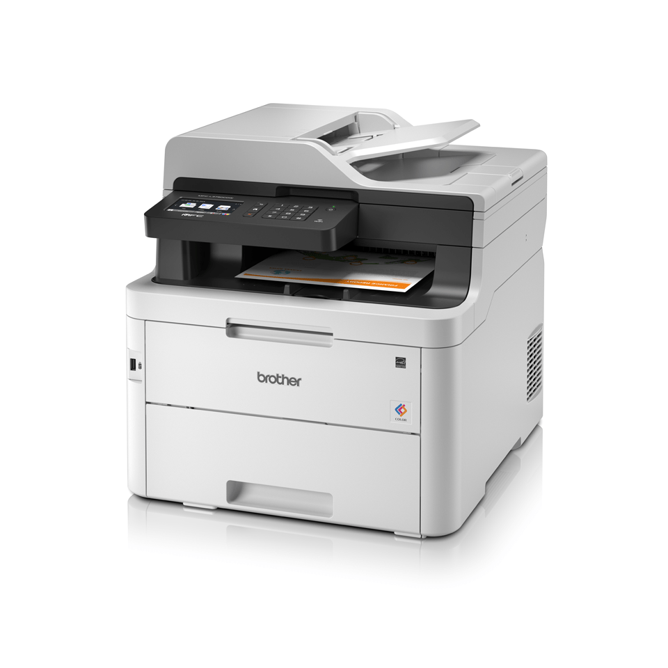 MFC-L3750CDW 4-in-1 wired and wireless colour LED laser printer 2