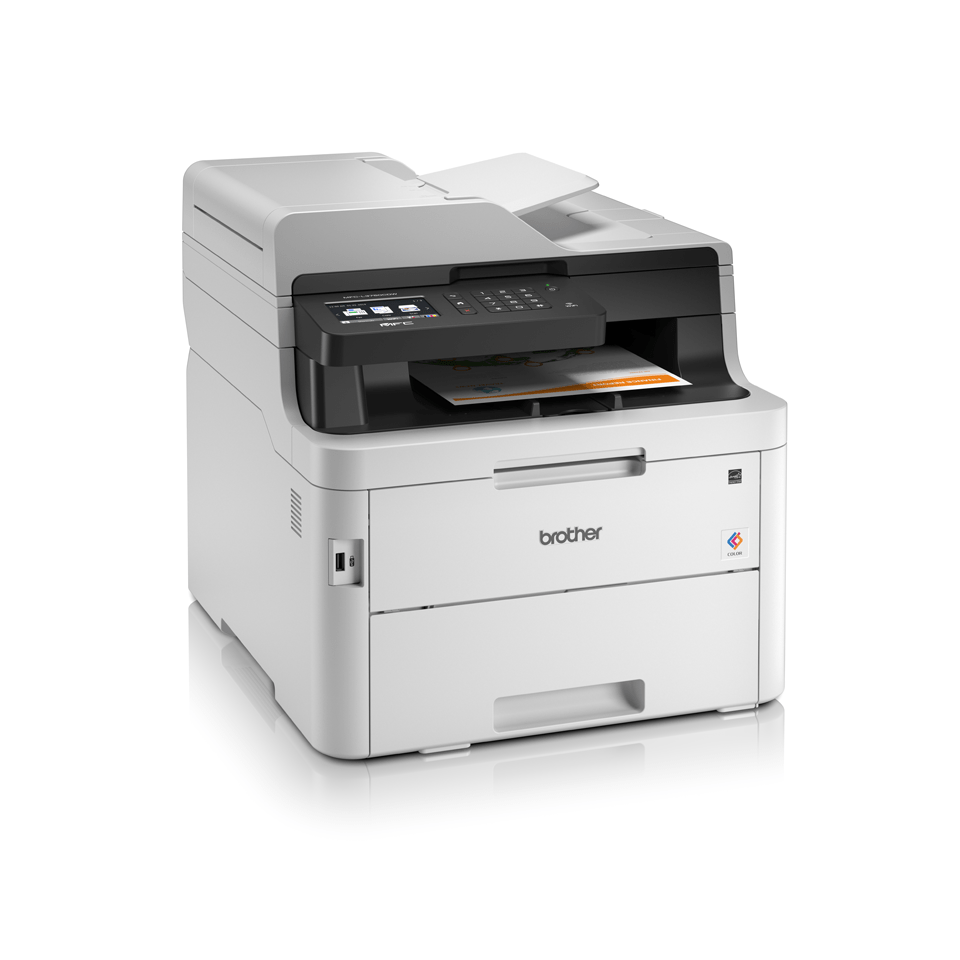 MFC-L3750CDW 4-in-1 wired and wireless colour LED laser printer 3