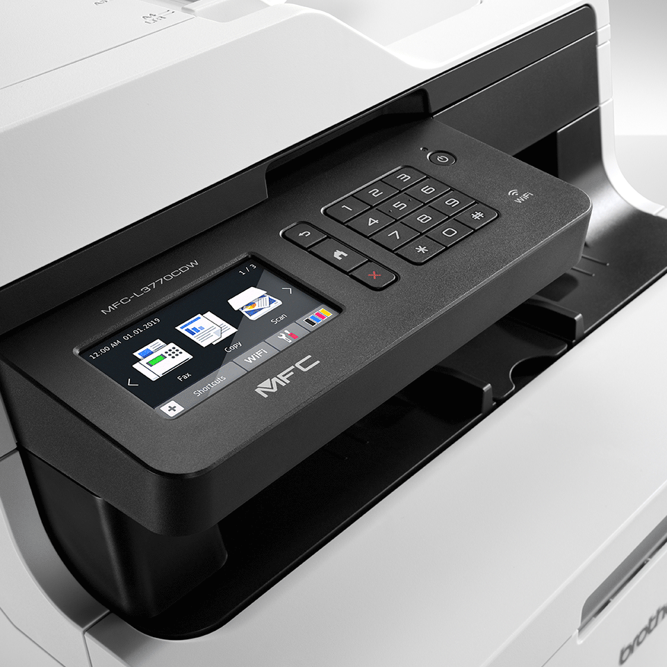 MFC-L3770CDW 4-in-1 wireless colour LED laser printer with integrated NFC 4