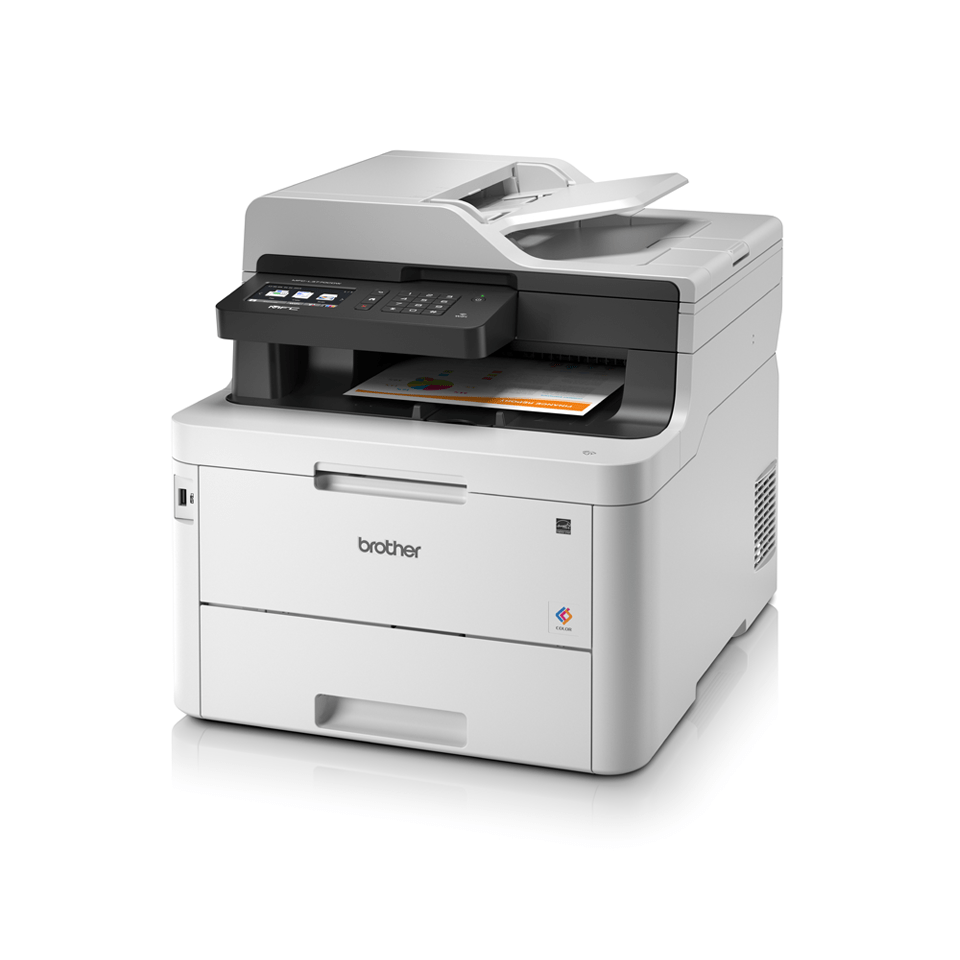 MFC-L3770CDW 4-in-1 wireless colour LED laser printer with integrated NFC 2