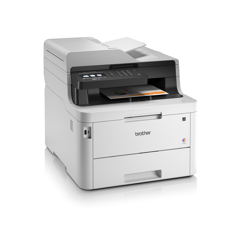 MFC-L3770CDW 4-in-1 wireless colour LED laser printer with integrated NFC 3