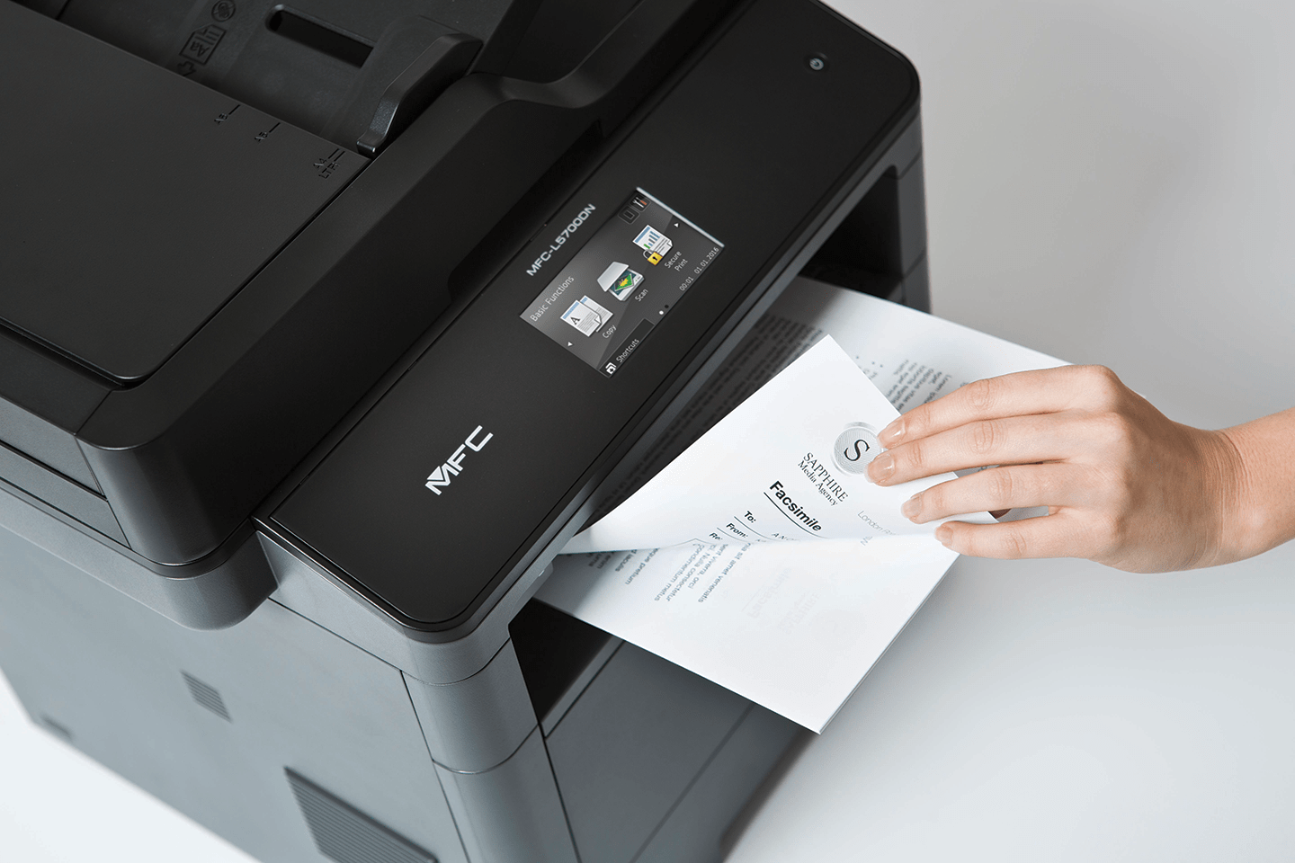 MFC-L5700DN Mono Laser Printer 4