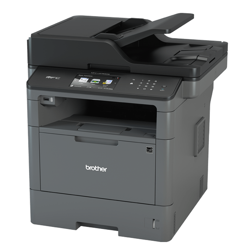 MFC-L5700DN Mono Laser Printer 2