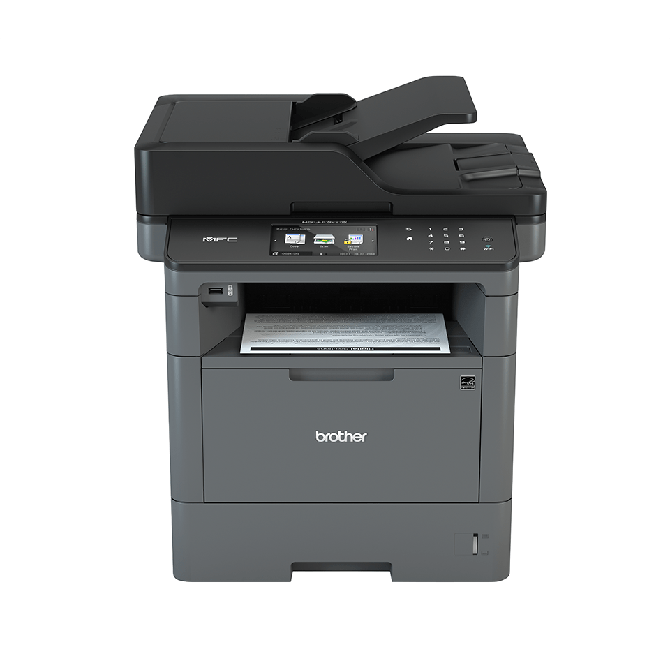 MFC-L5750DW Wireless Mono Laser Printer
