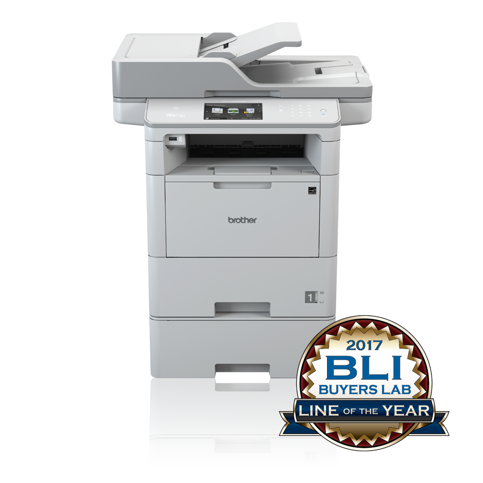 MFC-L6800DWT Wireless Mono Laser Printer 2