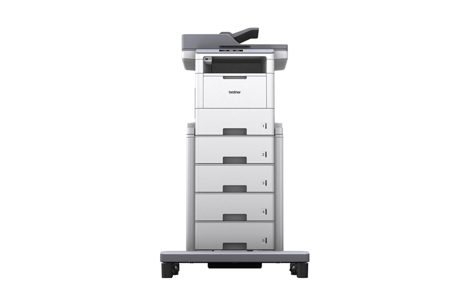 MFC-L6900DW Wireless Mono Laser Printer 5