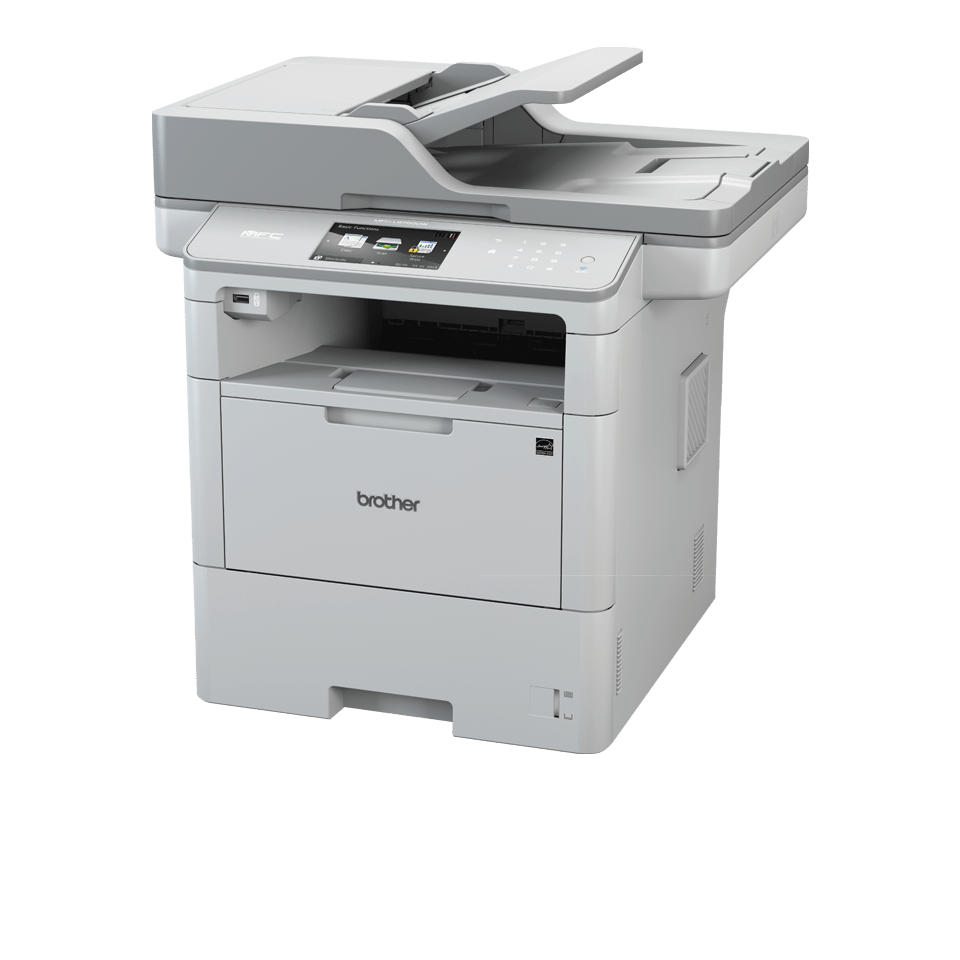MFC-L6900DW Wireless Mono Laser Printer 4