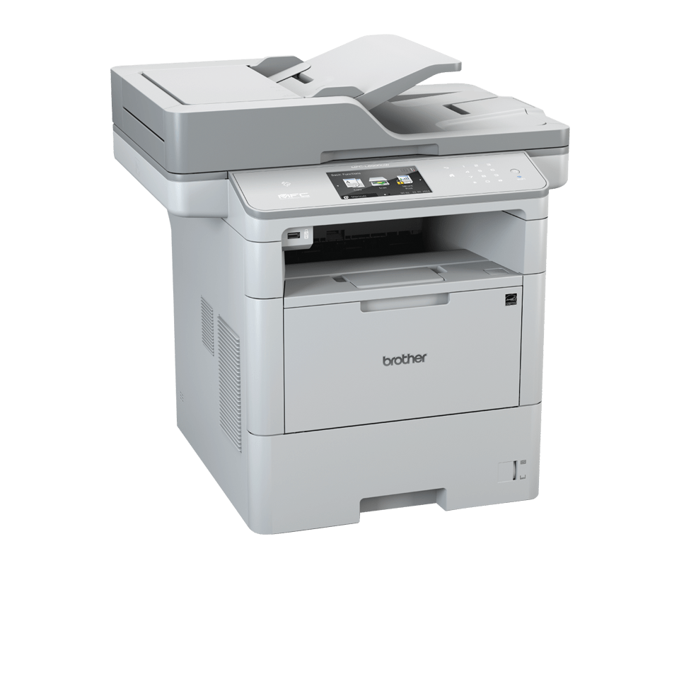 MFC-L6900DW Wireless Mono Laser Printer 2