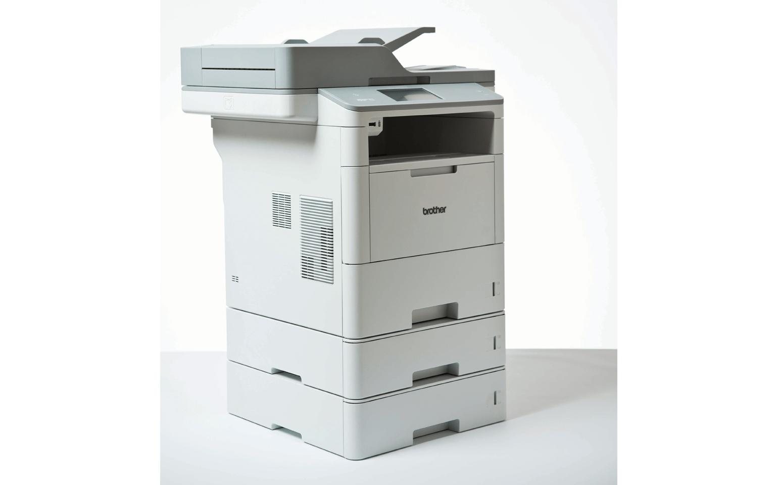 MFC-L6900DWT Wireless Mono Laser Printer 2