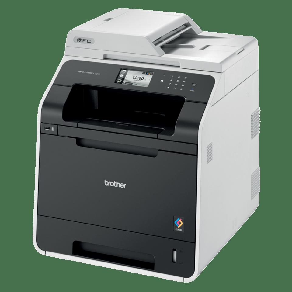 MFC-L8650CDW Colour Laser All-in-One + Duplex, Fax, Wireless  2