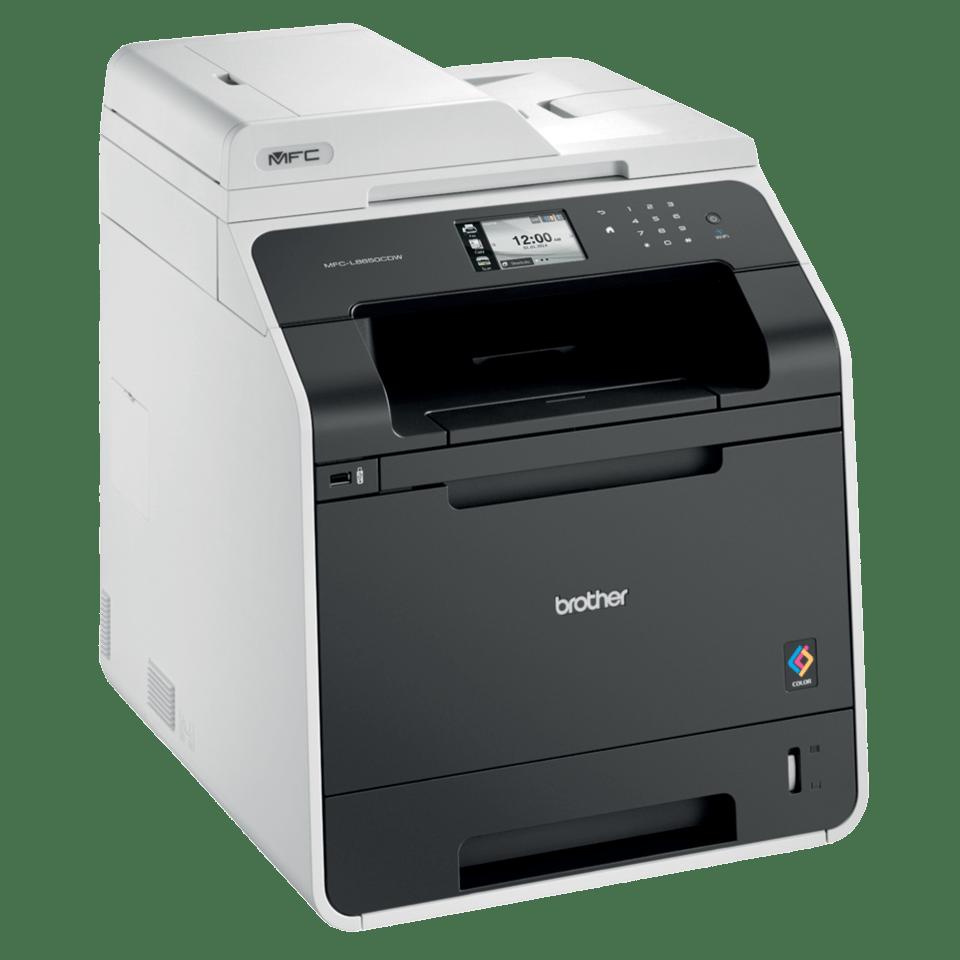 MFC-L8650CDW Colour Laser All-in-One + Duplex, Fax, Wireless  3