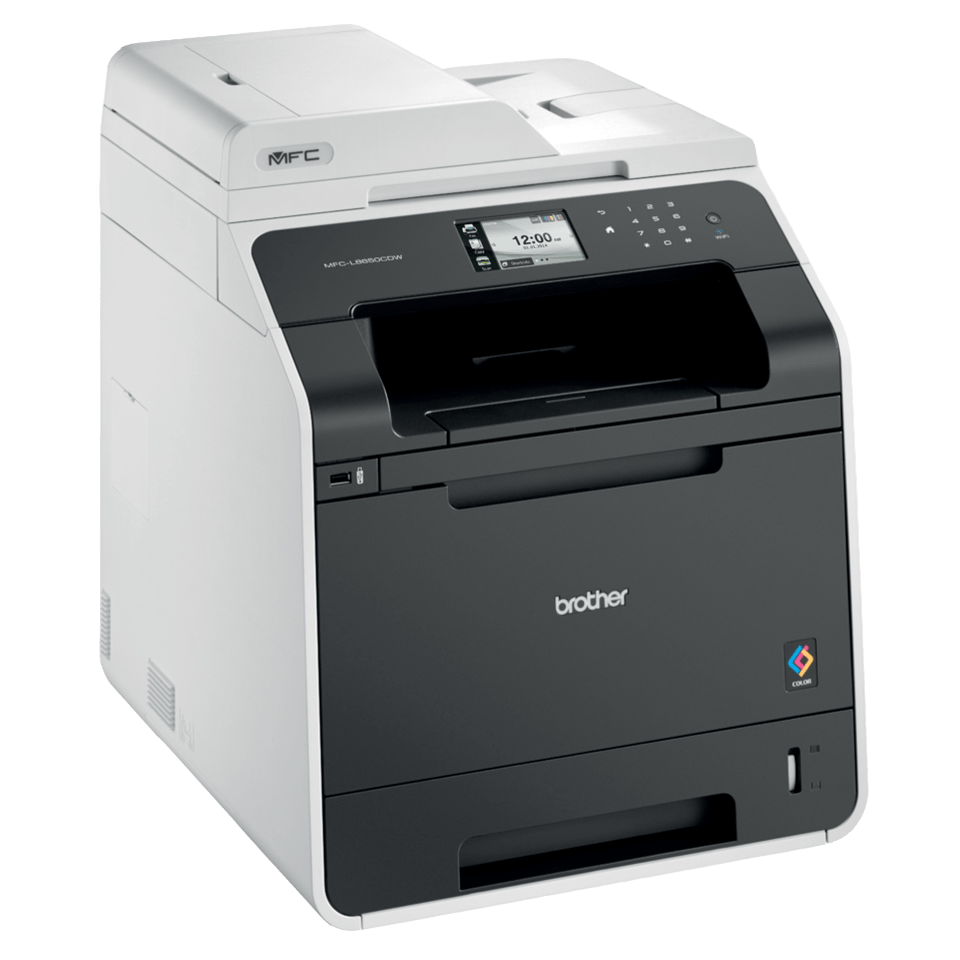 MFC-L8650CDW Colour Laser All-in-One + Duplex, Fax, Wireless  3