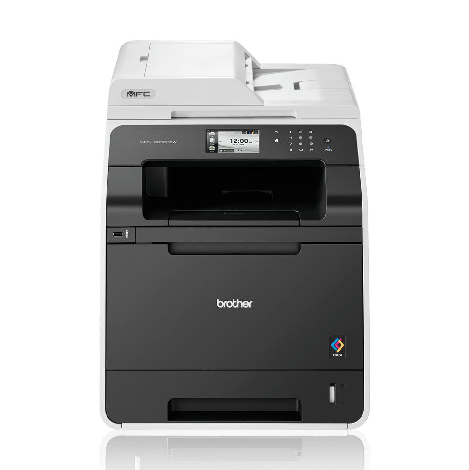 MFC-L8650CDW Colour Laser All-in-One + Duplex, Fax, Wireless