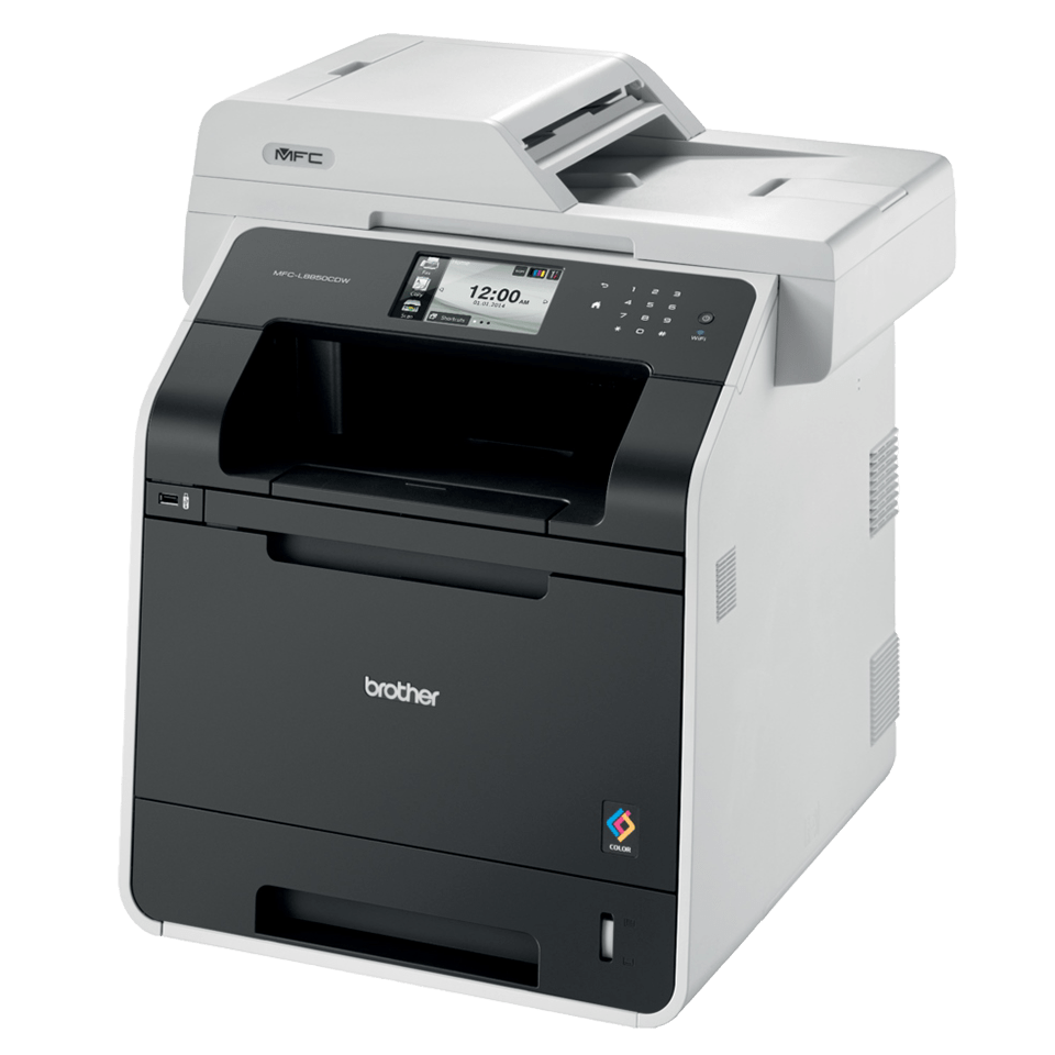 MFC-L8850CDW Colour Laser All-in-One + Duplex, Fax, Wireless