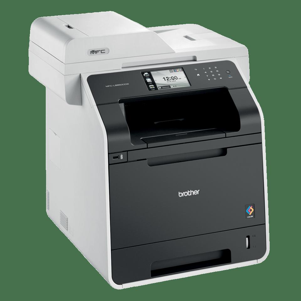 MFC-L8850CDW Colour Laser All-in-One + Duplex, Fax, Wireless 2