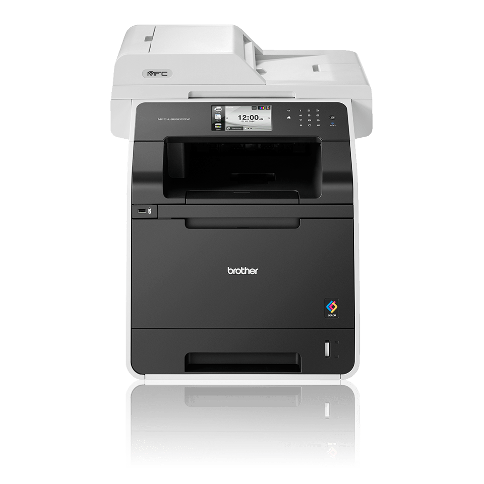 MFC-L8850CDW Colour Laser All-in-One + Duplex, Fax, Wireless 3