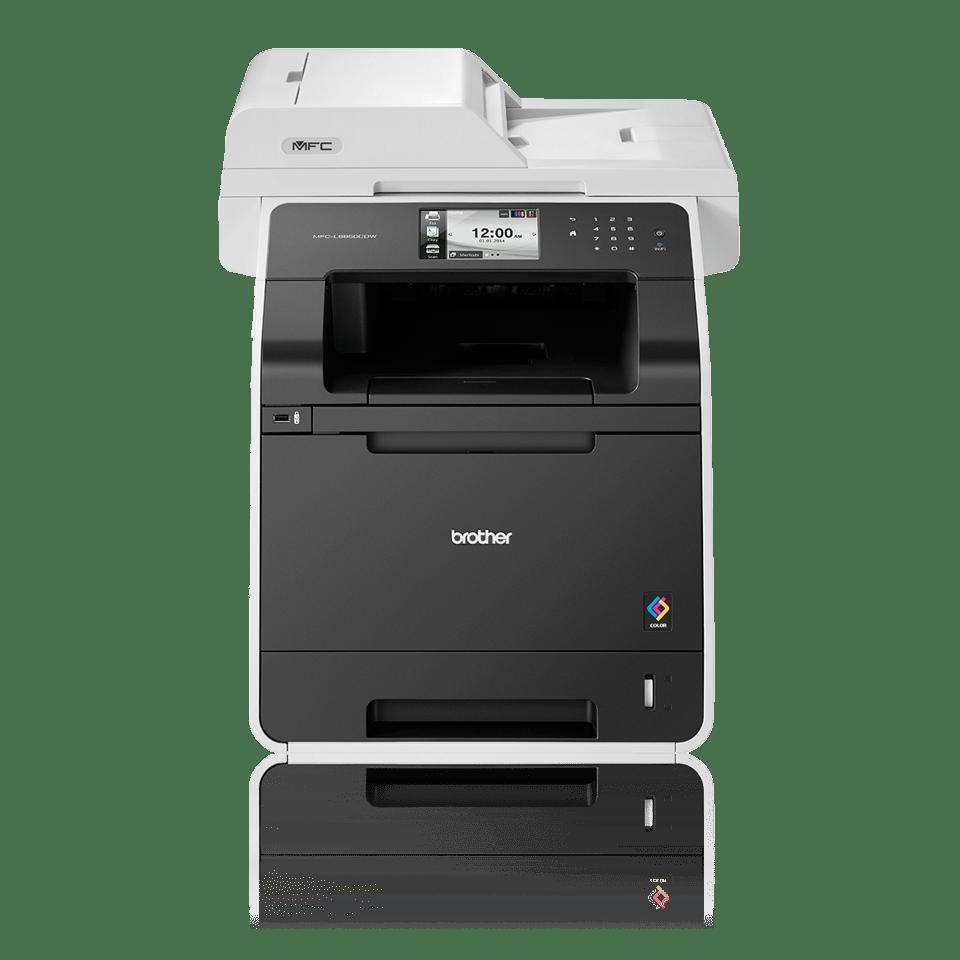 MFC-L8850CDW Colour Laser All-in-One + Duplex, Fax, Wireless