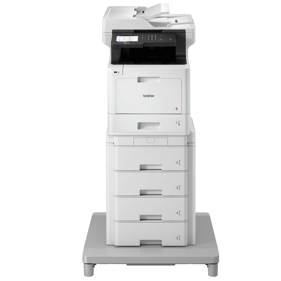 MFC-L8900CDW Wireless Colour Laser Printer 4