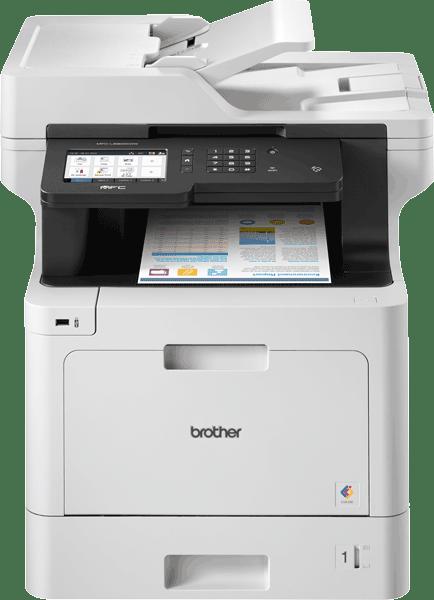 MFC-L8900CDW Wireless Colour Laser Printer 5