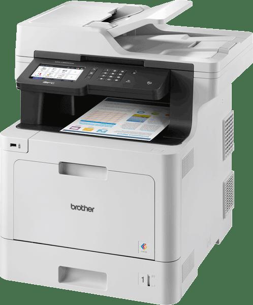 MFC-L8900CDW Wireless Colour Laser Printer 2