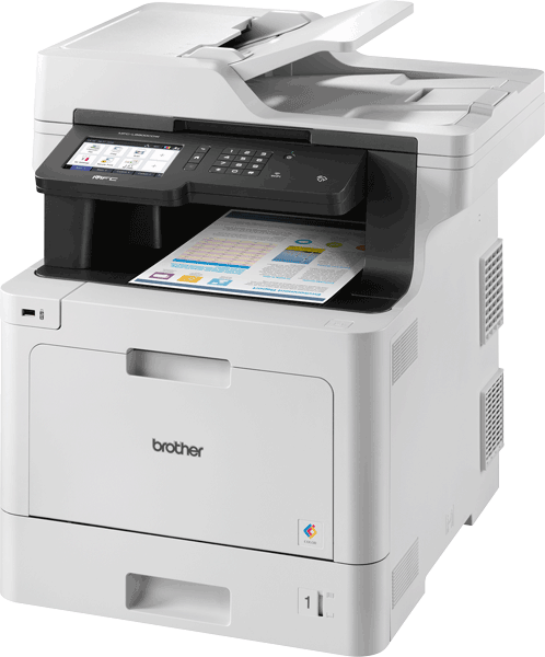 MFC-L8900CDW Wireless Colour Laser Printer 2