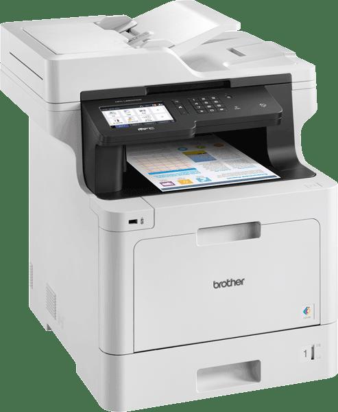 MFC-L8900CDW Wireless Colour Laser Printer 3