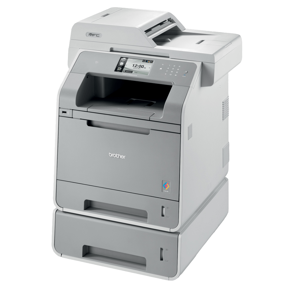 MFC-L9550CDWT Colour Laser All-in-One + Duplex, Fax, Wireless 2