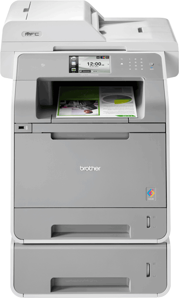MFC-L9550CDWT Colour Laser All-in-One + Duplex, Fax, Wireless