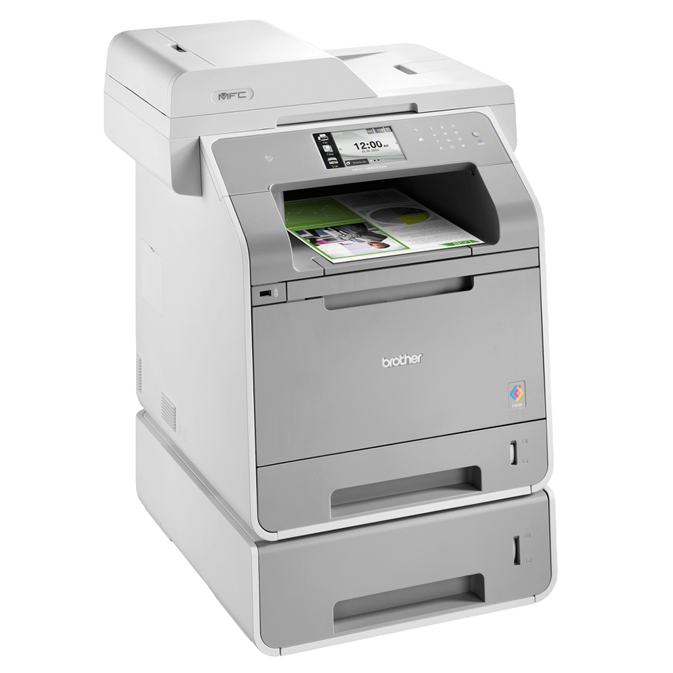 MFC-L9550CDWT Colour Laser All-in-One + Duplex, Fax, Wireless 3