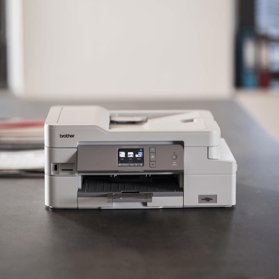 MFC-J1300DW All in Box wireless 4-in-1 inkjet printer 7
