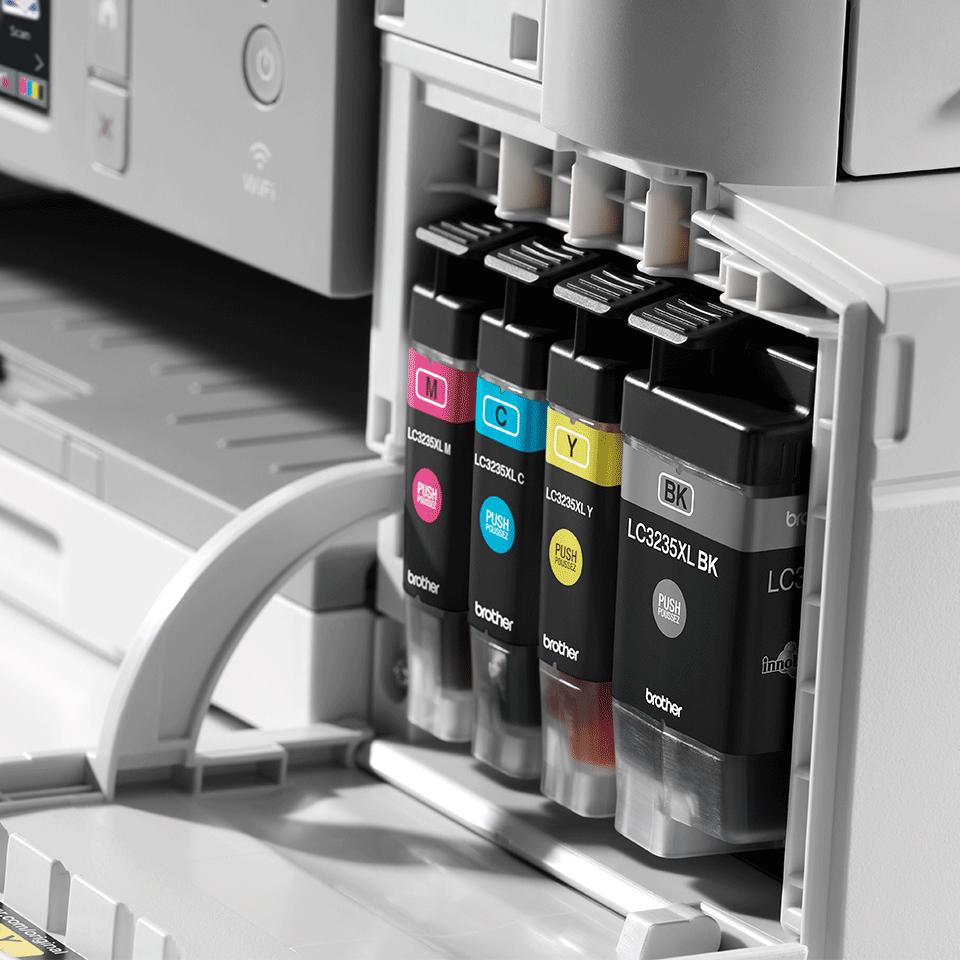 MFC-J1300DW All in Box wireless 4-in-1 inkjet printer 5