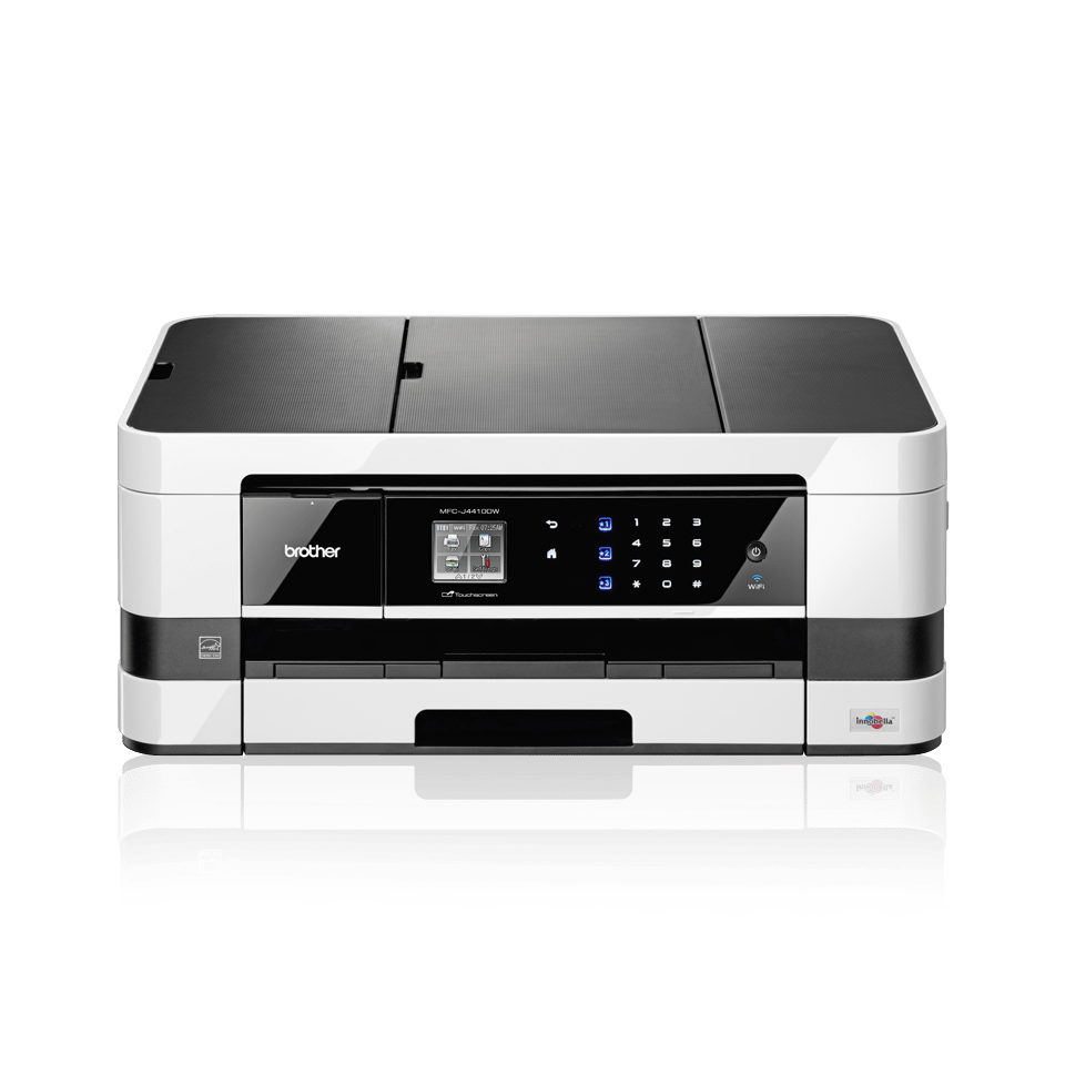 MFC-J4410DW All-in-One Inkjet Printer + Duplex, Fax and Wireless