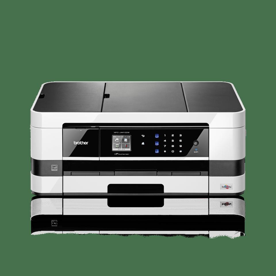 MFC-J4410DW All-in-One Inkjet Printer + Duplex, Fax and Wireless 2