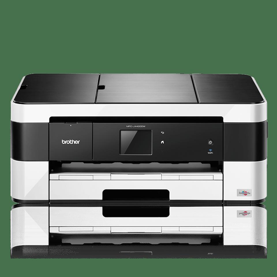 MFC-J4420DW Wireless A4 Inkjet Printer 2