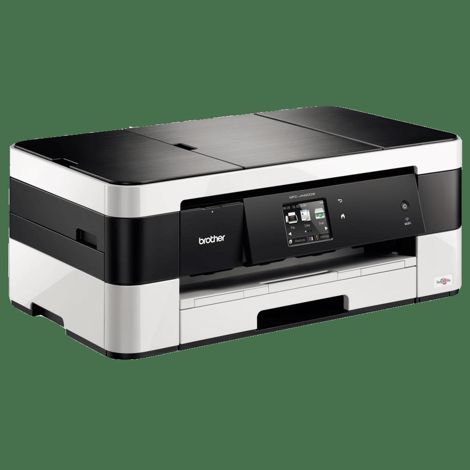 MFC-J4420DW Wireless A4 Inkjet Printer 3