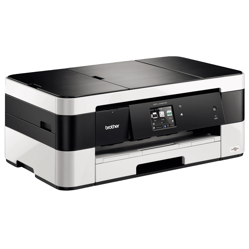 MFC-J4420DW Wireless A4 Inkjet Printer 2