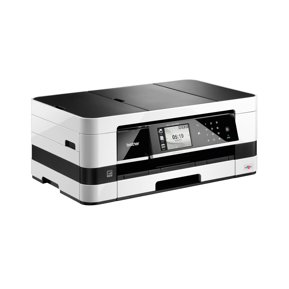 MFC-J4510DW All-in-One Inkjet Printer + Duplex, Fax and Wireless 3