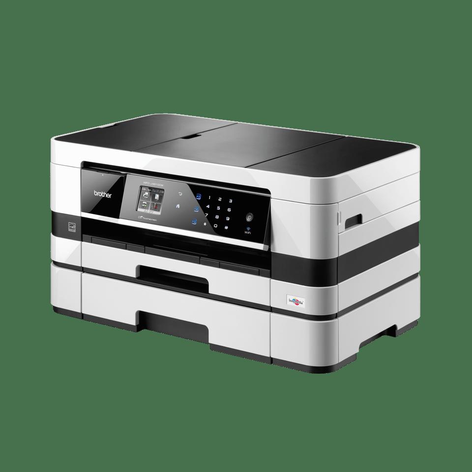 MFC-J4610DW All-in-One Inkjet Printer + Duplex, Fax, Paper Tray, Wireless