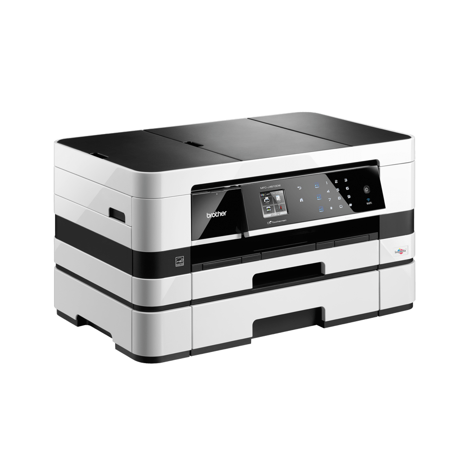 MFC-J4610DW All-in-One Inkjet Printer + Duplex, Fax, Paper Tray, Wireless 3