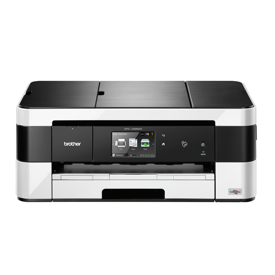 Brother's MFC-J4625DW All-in-One Colour Inkjet Printer