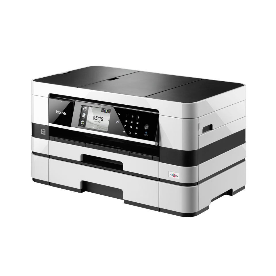 MFC-J4710DW Ultra compact A4 office Inkjet All‐in‐One with A3 capabilities + Duplex, Fax, Paper Tray, Wireless 0