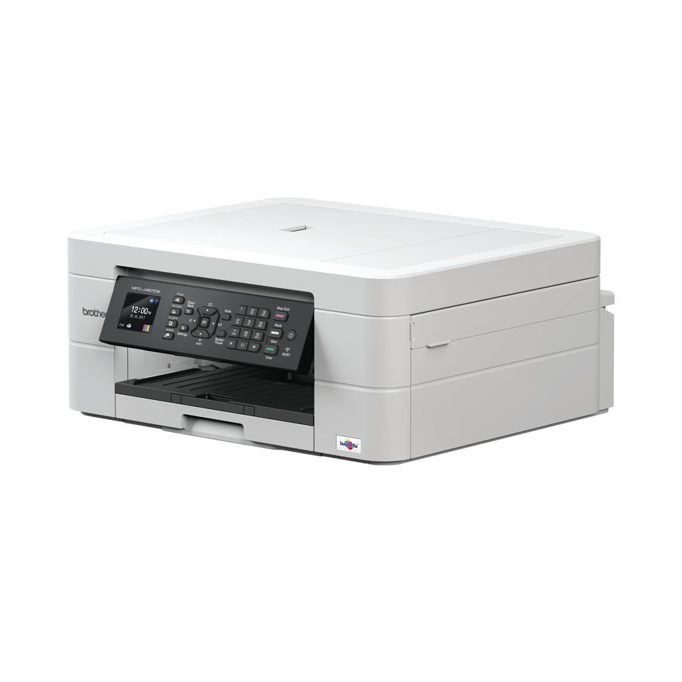 Wireless 4-in-1 Inkjet Printer MFC-J497DW 5