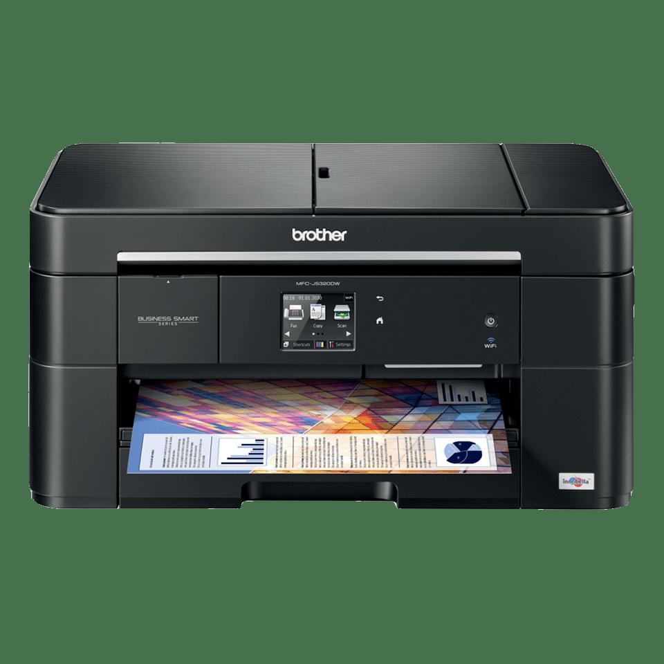 MFC-J5320DW Business Smart Inkjet 4