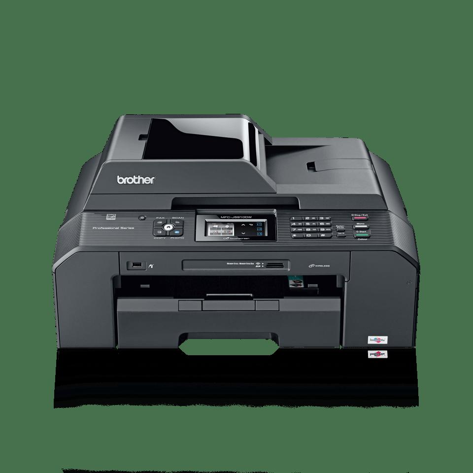 MFC-J5910DW All-in-One A3 Inkjet Printer + Duplex, Fax, Wireless 2