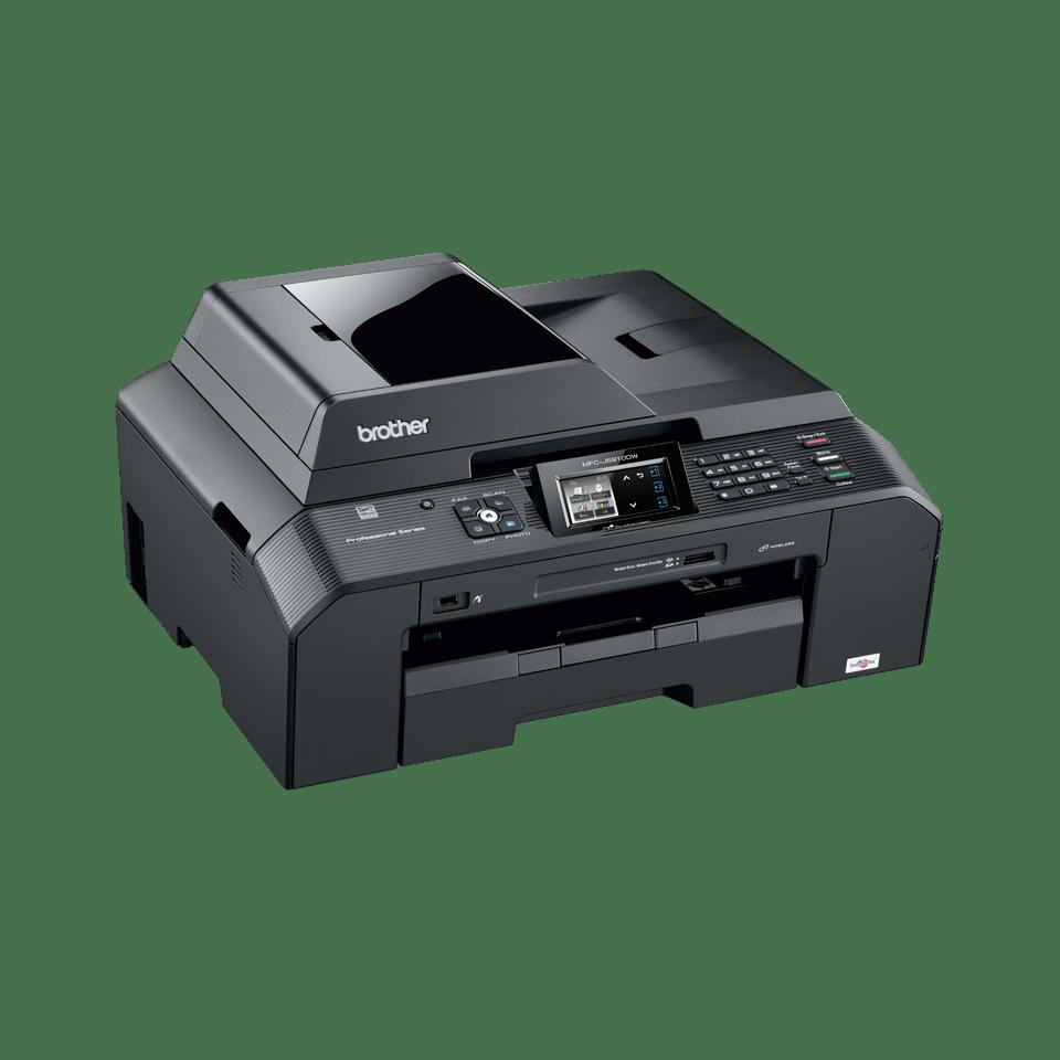 MFC-J5910DW All-in-One A3 Inkjet Printer + Duplex, Fax, Wireless 3