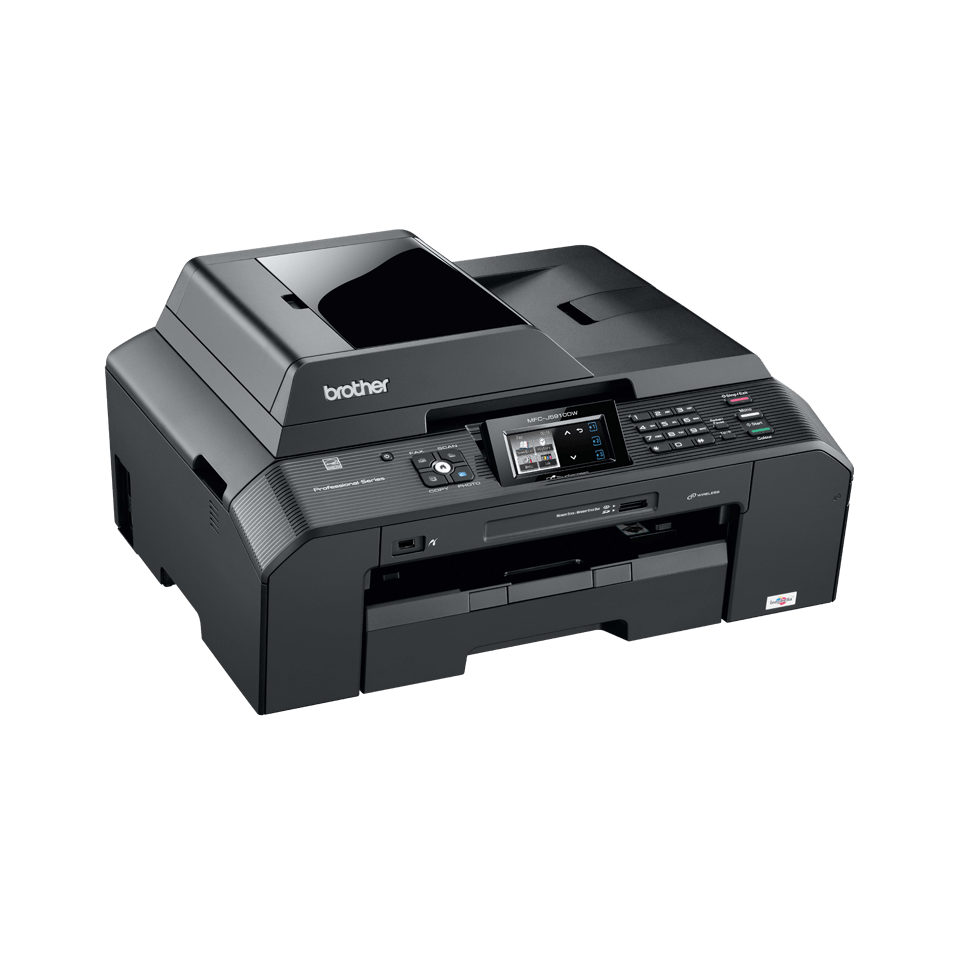 MFC-J5910DW All-in-One A3 Inkjet Printer + Duplex, Fax, Wireless 3