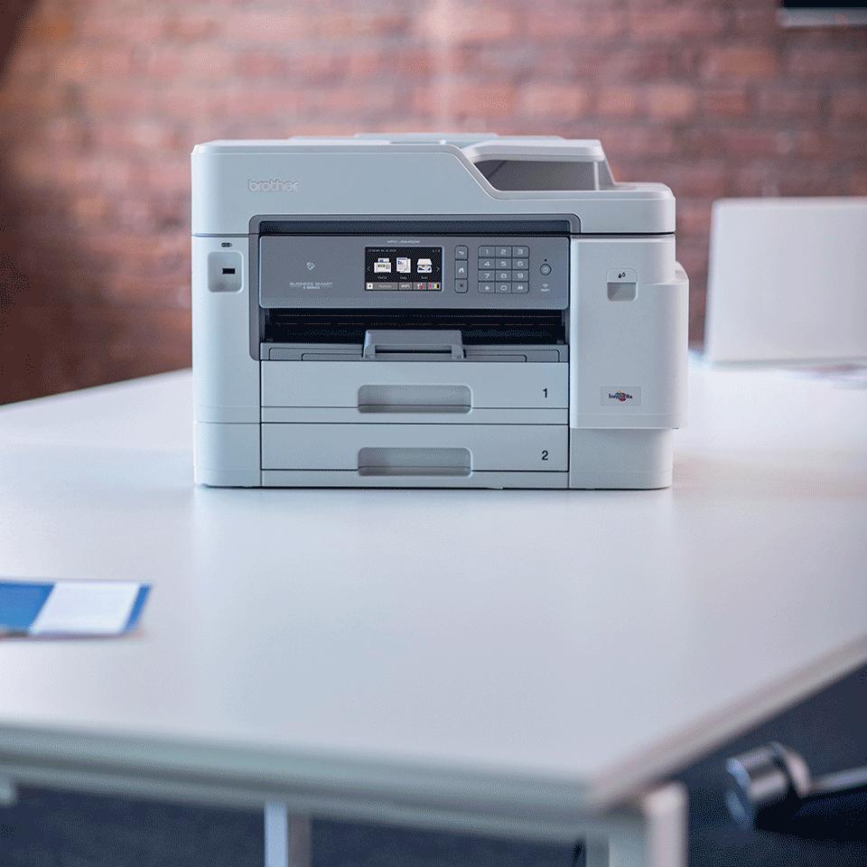 MFC-J5945DW Colour Wireless A3 Inkjet 4-in-1 Printer 4